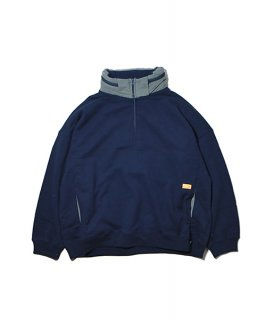 PEDRO 1/4ZIP SWITCH