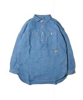 3rd SHIRTS LONG SLEEVE CHAMBRAY