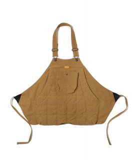 HOLTER APRON QUILTED