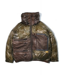 BIG I.S.D.O DOWN JACKET