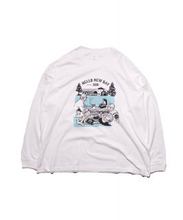 Jerry Ukai LONG SLEEVE