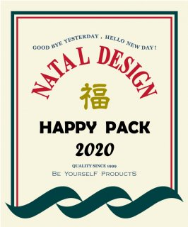 【予約商品】2020 HAPPY PACK 【15000 ver】