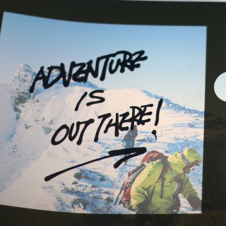 ADVENTURE CLEAR FILE