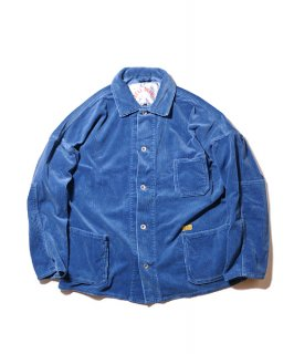 BRIAN JACKET INDIGO CORD BIG