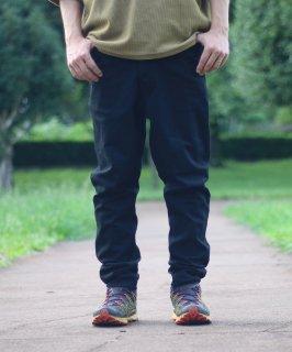 S600-s Sarouel Pants Stretch   -ALL BLACK-