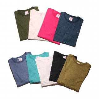 CREW NECK HEMP TEE HEAVY 3