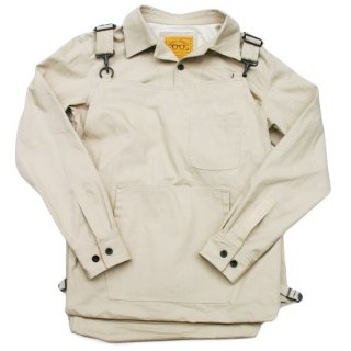 Hunter Shirts - WHITE BEIGE