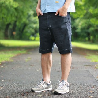 190SL デニムショーツ / 190SL Denim Shorts One Wash & Gingham