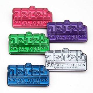 ネイタルロゴピンズ / NATAL Logo PINS 5colors