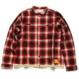 リブドシャツ/ RIBBED SHRITS