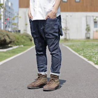 Hunter Square Pants DENIM SWEAT