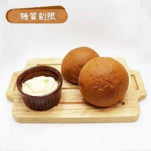 糖質制限小麦ふすまロール(ソフトタイプ)10個 と選べるスプレッド1個