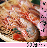 <img class='new_mark_img1' src='https://img.shop-pro.jp/img/new/icons1.gif' style='border:none;display:inline;margin:0px;padding:0px;width:auto;' />【ぼたんえび500g(1パック)】<2個口も別途お得に販売中!>