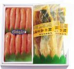 えびすたらこ400g、鮭の西京漬5切身