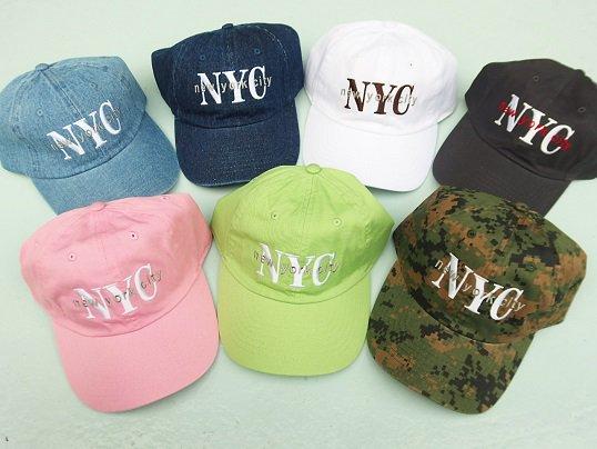 NYC DAD HAT