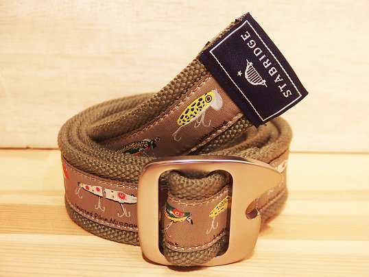 """STABRIDGE"" BBQ BELT (LURE)"