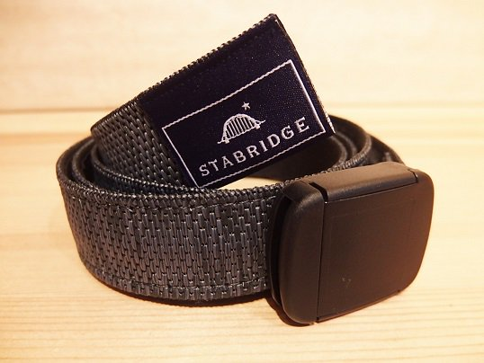 """STABRIDGE"" ANTI STICK UP BELT (INDIGO)"