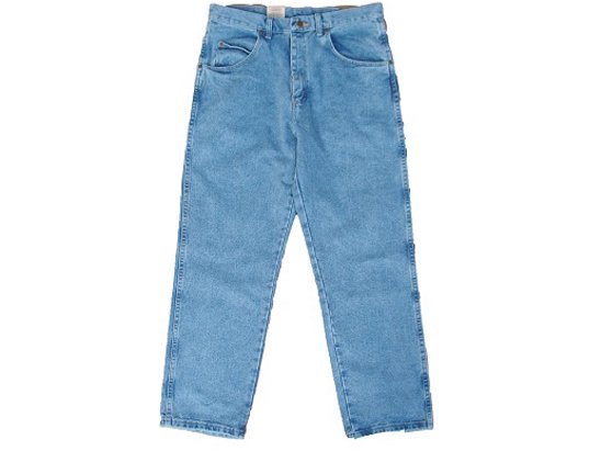 """WRANGLER"" BAGGY DENIM - US���� (HARD WASHED)"