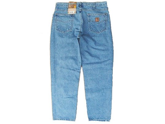 """Carhartt"" BAGGY DENIM (HARD WASH)"