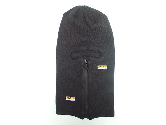 """K&B"" 3WAY SKI MASK (BLACK)"