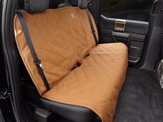 """Carhartt"" SEAT COVER (BROWN)"