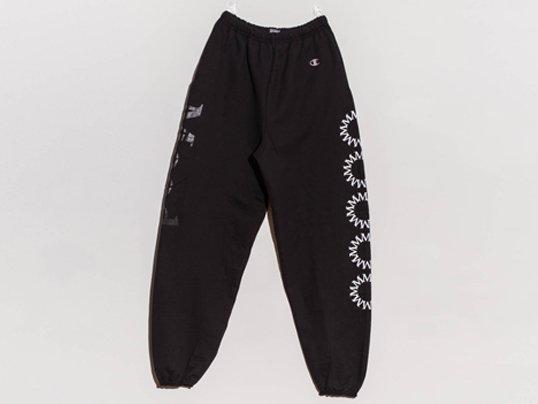 """MOOD NYC"" INFINITE SWEAT PANTS (BLACK)"