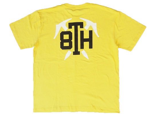"""STABRIDGE"" 8th ANIV. TEE (BANANA)"