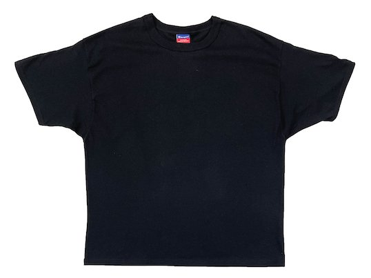 """Champion"" 7OZ. HEAVYWEIGHT TEE - US限定 (BLACK)XXL〜XXXL"