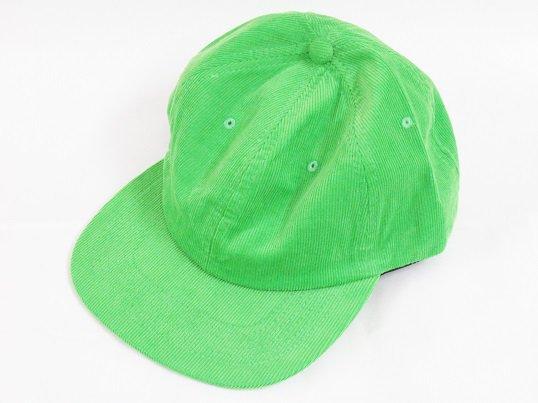 CORDUROY 6PANEL CAP