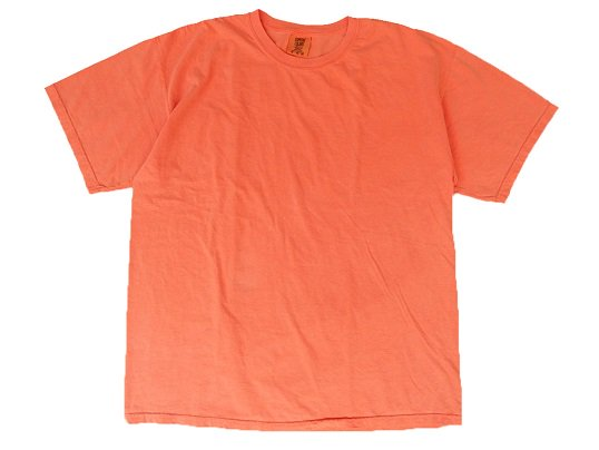 """COMFORT COLORS"" GARMENT DYED TEE (MELON)"