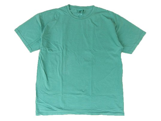 """COMFORT COLORS"" GARMENT DYED TEE (SEA FORM)"