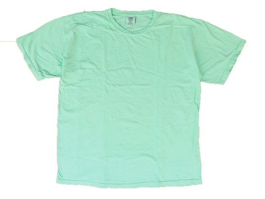 """COMFORT COLORS"" GARMENT DYED TEE (ISLAND REEF)"