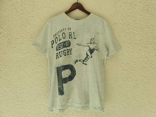 """""""POLO RALPH LAUREN"""" RUGBY T..."""