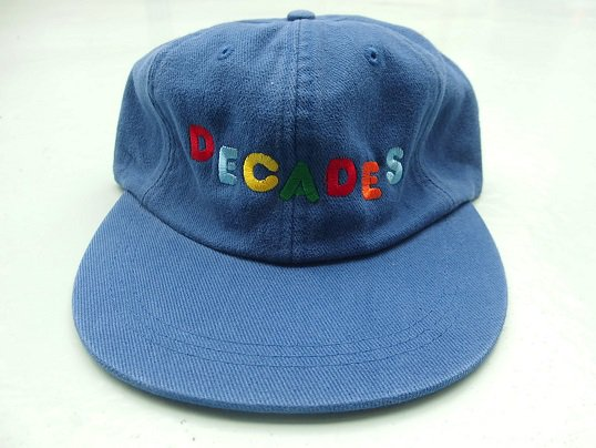 """THE DECADES"" ELEMENTARY 6 PANEL (ROYAL)"