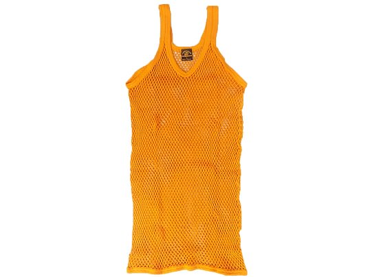 STRING VEST (YELLOW)