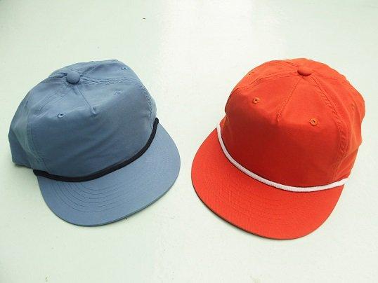 NYLON SNAPBACK CAP