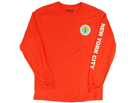 """DSNY"" OFFICIAL LICENSE L/S..."