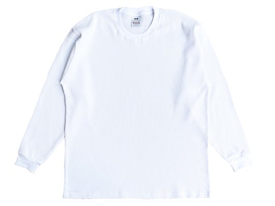 """PRO CLUB"" HEAVY WEIGHT THERMAL (WHITE)"