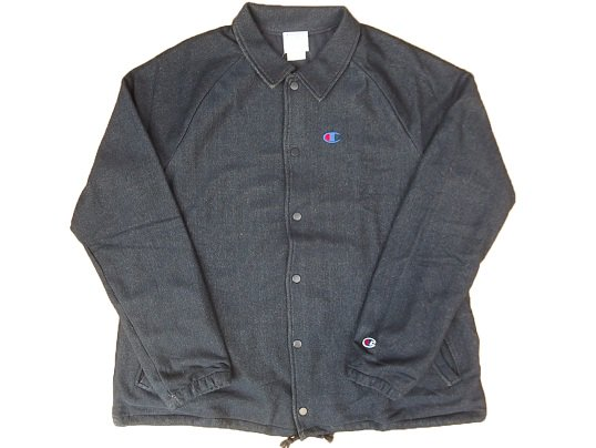 """Champion"" REVERSE WEAVE COACH JACKET (NAVY)"