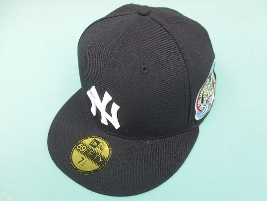 """NEW ERA"" FITTED CAP (NEWYORK YANKEES) - SUBWAY SERIES 2000"