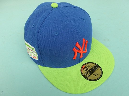 """NEW ERA"" FITTED CAP (NEWYO..."