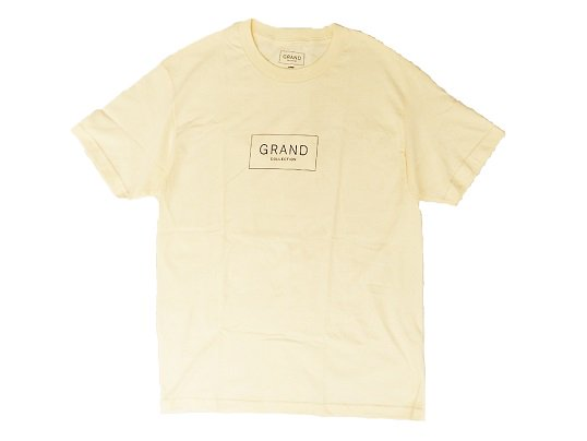 """GRAND COLLECTION"" S/S TEE ..."