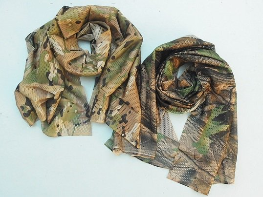 REALTREE MESH STOLE
