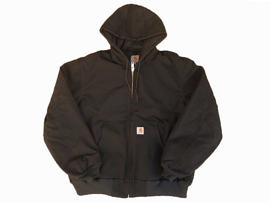 """""""Carhartt"""" QUILTED ACTIVE JACKET (BLACK)"""