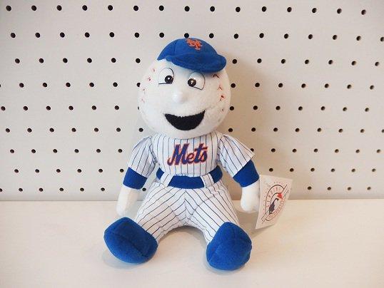 NEW YORK METS FIGURE (MR.METS)