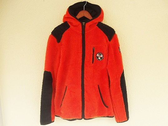 """NAPAPIJRI"" FULL ZIP FLEECE..."