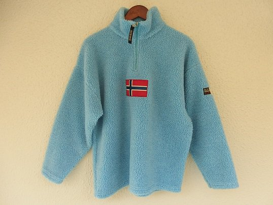 """NAPAPIJRI"" PULLOVER FLEECE..."