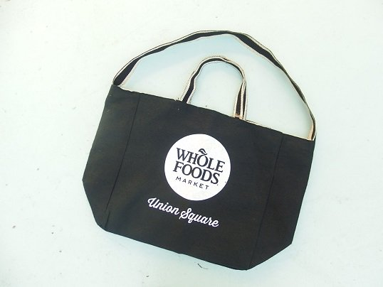 """WHOLE FOODS"" GROCERY TOTE ..."
