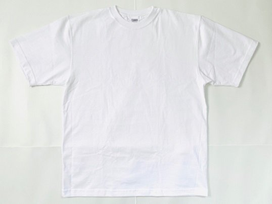 """CAMBER"" MAX WEIGHT S/S TEE (WHITE)"