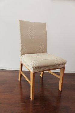 スペイン製ストレッチチェアカバー(椅子カバー):モレラ 2枚組1900円より